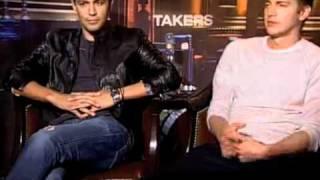 Ryan Cameron Interview w/ Jay Hernandez & Hayden Christensen On