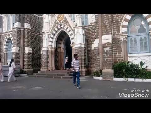 Mount marry church Mumbai