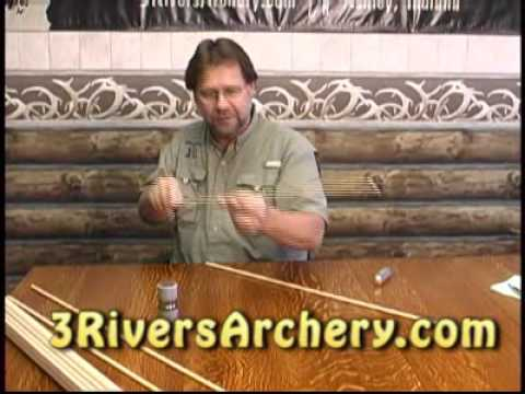 3Rivers Archery:  Using Shaft Tamer & Ace Roll-R-Straight Shaft Straighteners