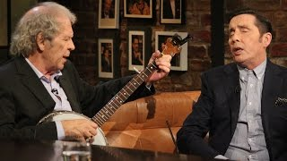 Finbar Furey & Christy Dignam Green Fields Of France  The Late Late Show  RtÉ One