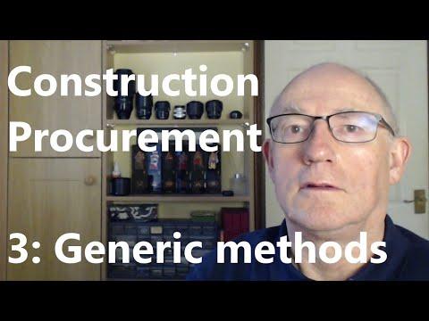 Construction Procurement #03