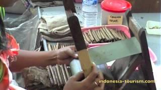 Jember Cigar Production - East Java