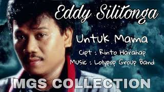 Gambar cover Eddy Silitonga - Untuk Mama