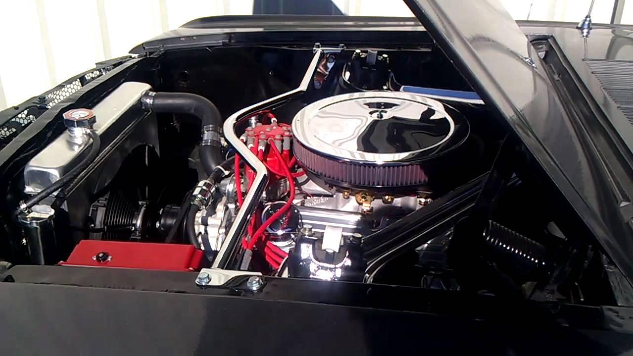 1965 Mustang 347 Stroker Youtube