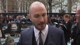 Noah: Director Darren Aronofsky London Premiere Movie Interview