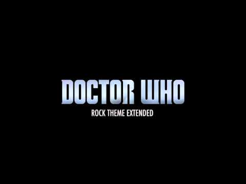 Doctor Who Rock Theme Extended