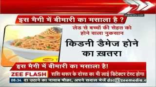 Maggi under regulatory scanner for excess amount of lead, MSG