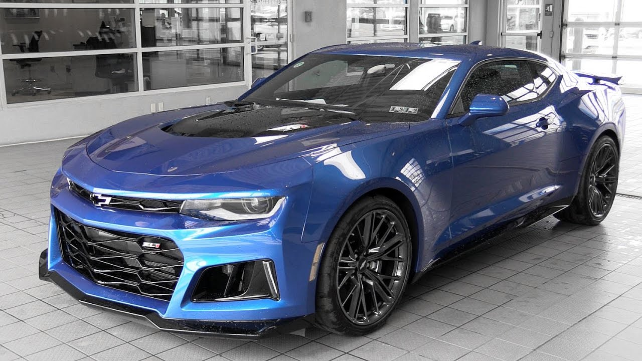 2017 Camaro Ss Blue Best New Cars For 2018