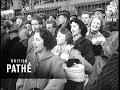 Blackpool V Fulham 1957