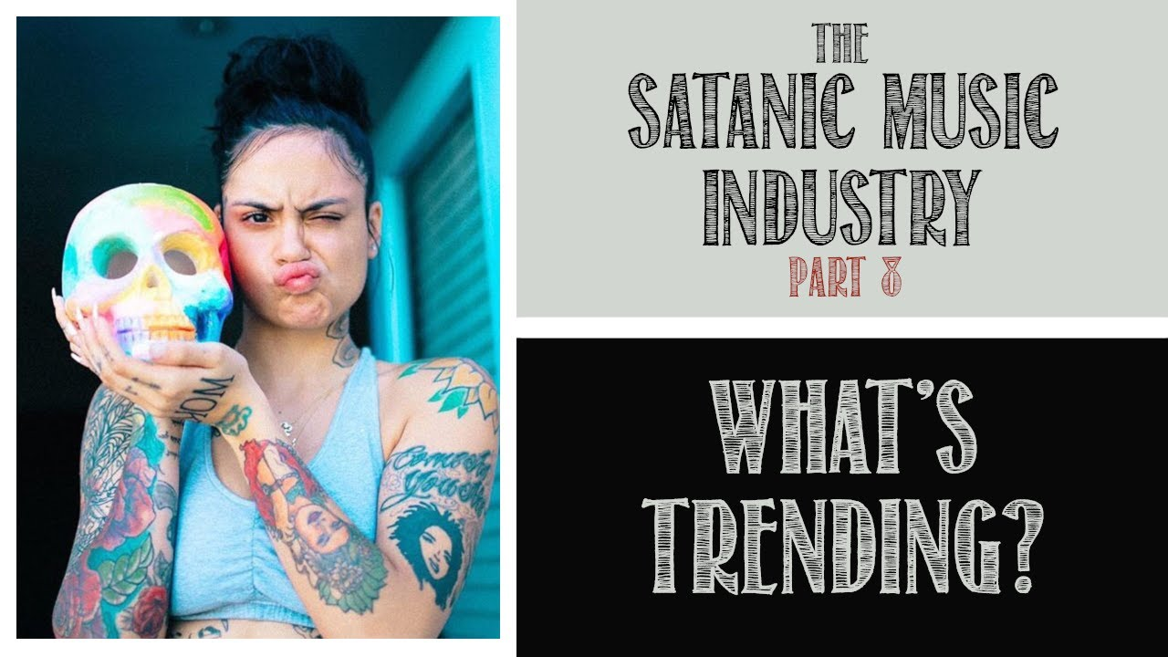 The Satanic Music Industry Exposed What's Trending Part 8 1