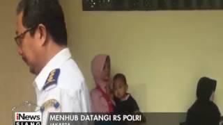 Menhub Mendatangi Keluarga Korban Taruna STIP Yg Tewas Di RS Polri - INews Siang 11/01