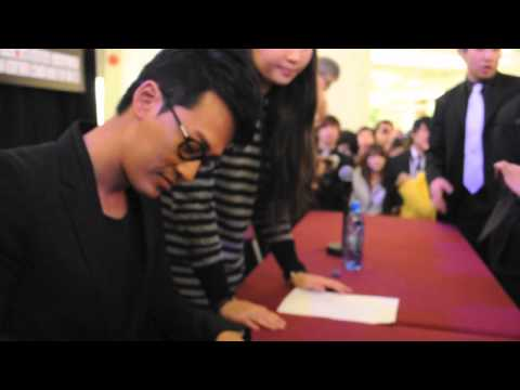 AX3: Exclusive Interview with Raymond Lam 林峰