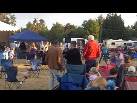 Newberg Old Fashioned Festival 2015