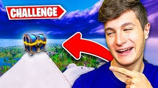 La *ONE CHEST* CHALLENGE su Fortnite capitolo 2! ESTREMA