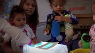 Make A Difference: Light Tables