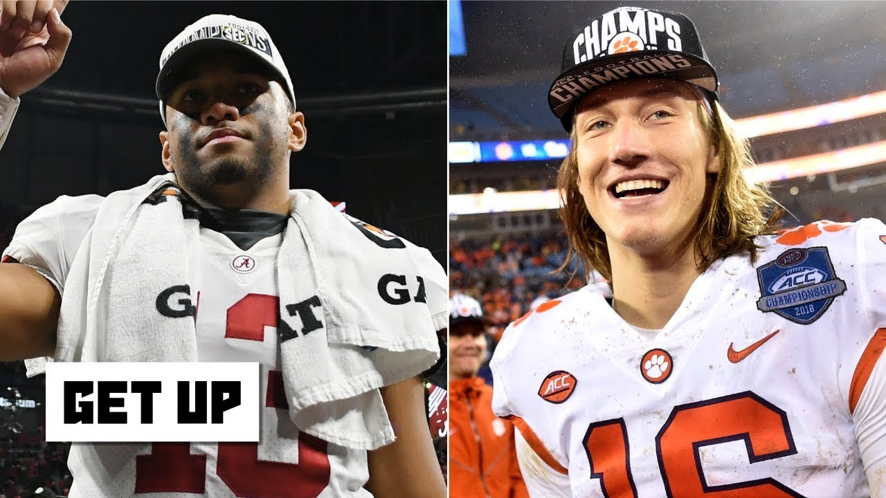 Tua Tagovailoa and Trevor Lawrence are my favorites for Heisman - Kirk  Herbstreit | Get Up
