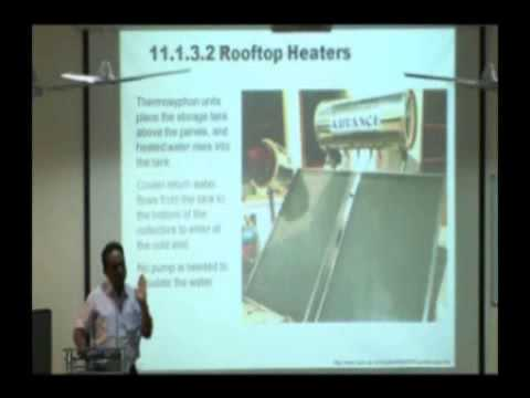 Green energy : solar thermal power_210 Prof AK Saxena