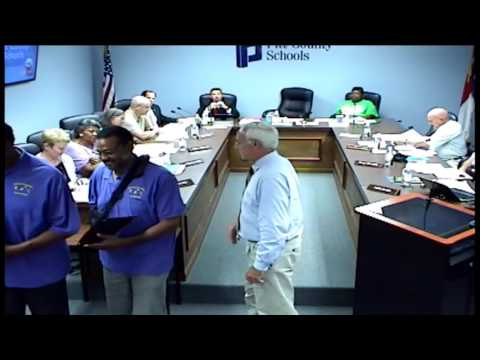 Sept 19 2016 Board Meeting