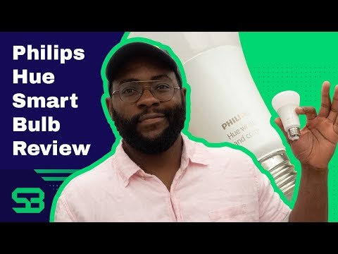 Philips Hue Smart Bulb Review
