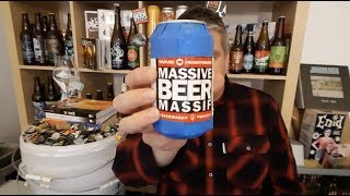 Mystery Beer #17 from Massive Beer Reviews - HopZine Beer Review