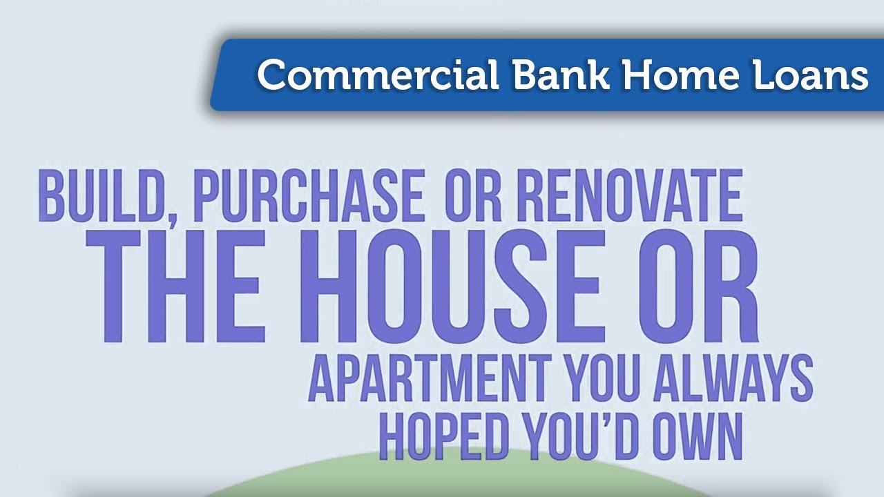 Home Loan Sri Lanka | Commercial Bank of Ceylon PLC