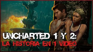 Uncharted 1 y 2: La Historia en 1 Video