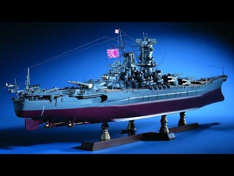 Model Space battleship Yamato parts 71 72  73  74  75  76  77  78  79 finished