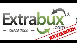Extrabux Review - Legit Cashback Site? screenshot 1
