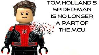 BREAKING: TOM HOLLAND'S SPIDER MAN has LEFT the MCU! (MarvelTalk Ep. II)