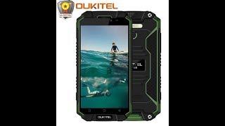 IP68 Oukitel K10000 Max Waterproof Shockproof Smartphone MTK6753 3G+32G 16MP 10000mAh Battery 5 5 FH