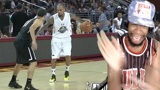 BRUH HOW IS HE THIS GOOD!? CHRIS BROWN DROPS 30 POINTS REACTION!