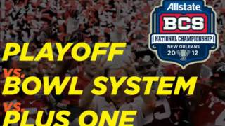 Big Ten Conference exploring the possibility of a four team football playoff system