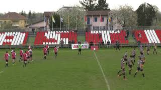 Monferrato Rugby vs Rugby Calvisano