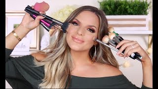 MY FAVORITE BRUSHES I USE CONSTANTLY! Drugstore & High end | Casey Holmes