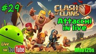 🔴 Clash of Clans #29 - Attacco con bocciatori maxati e secondo villaggio