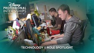 Technology | Disney Professional Internship Role