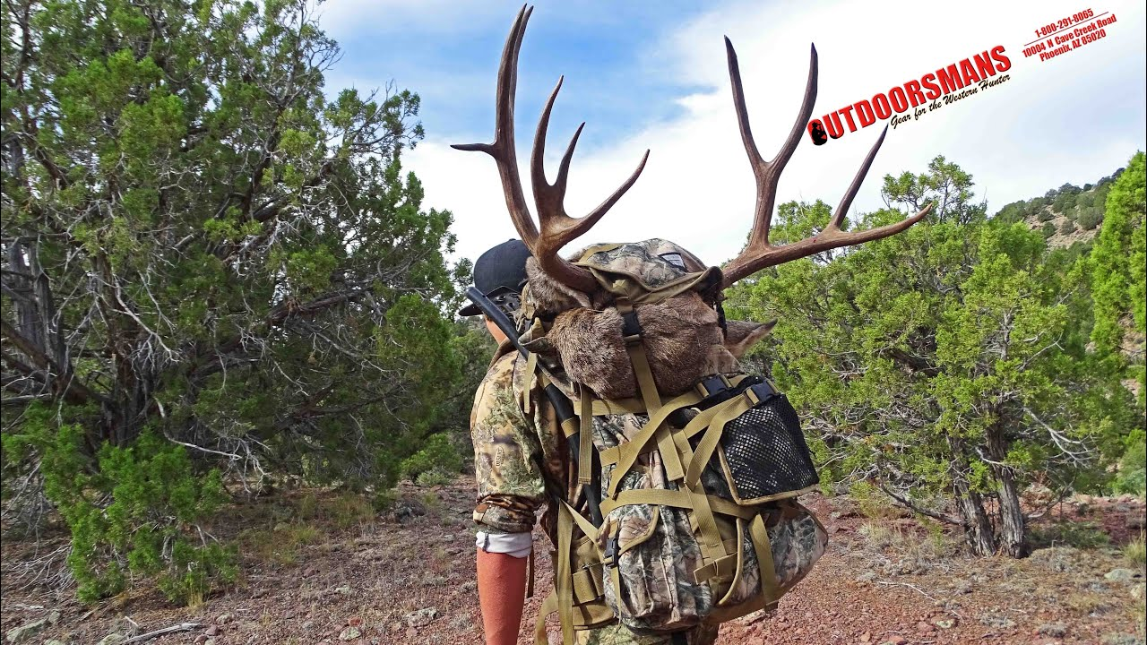 Review: Outdoorsmans Optics Hunter Pack - The Will to Hunt