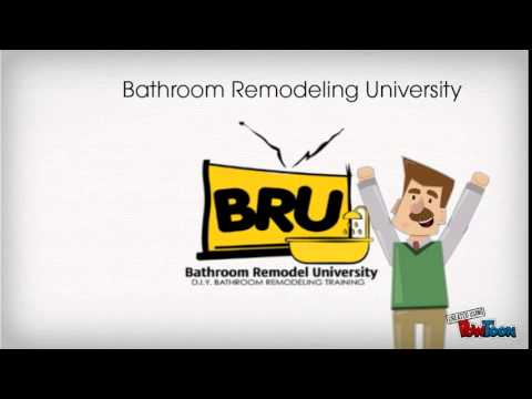 Bathroom Remodeling University bathroom remodeling university review - youtube