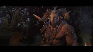 Total War: Warhammer — Call of the Beastmen — трейлер