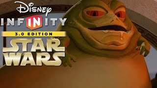 Disney Infinity 3.0 Star Wars: Anakin Skywalker Returns to Tatooine! [Part 6]