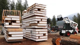 Pure Living For Life Sips (Structural Insulated Panels) Installation