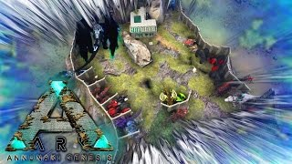 Ark: Annunaki Genesis Mod ~ S2 Ep 45 ~ Repaying Favors & Base Work!