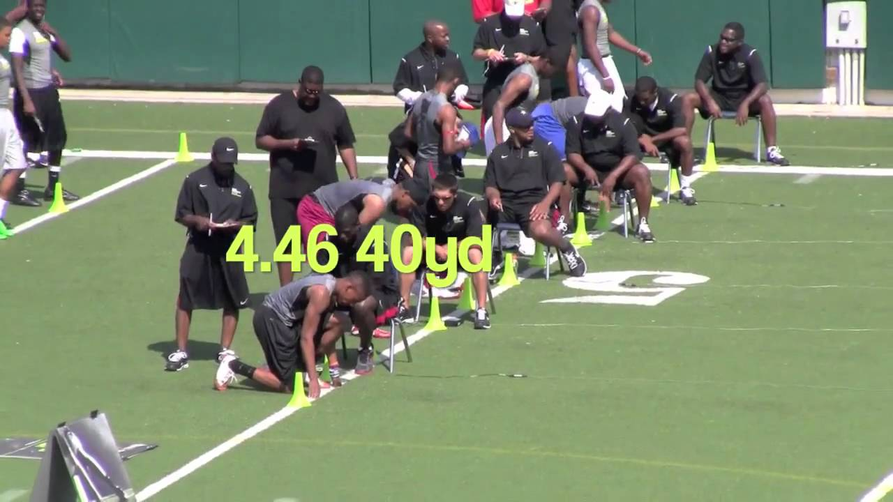 2011 Dallas-Nike Football Training/Sparq & Elite 11 QB ... - photo#38