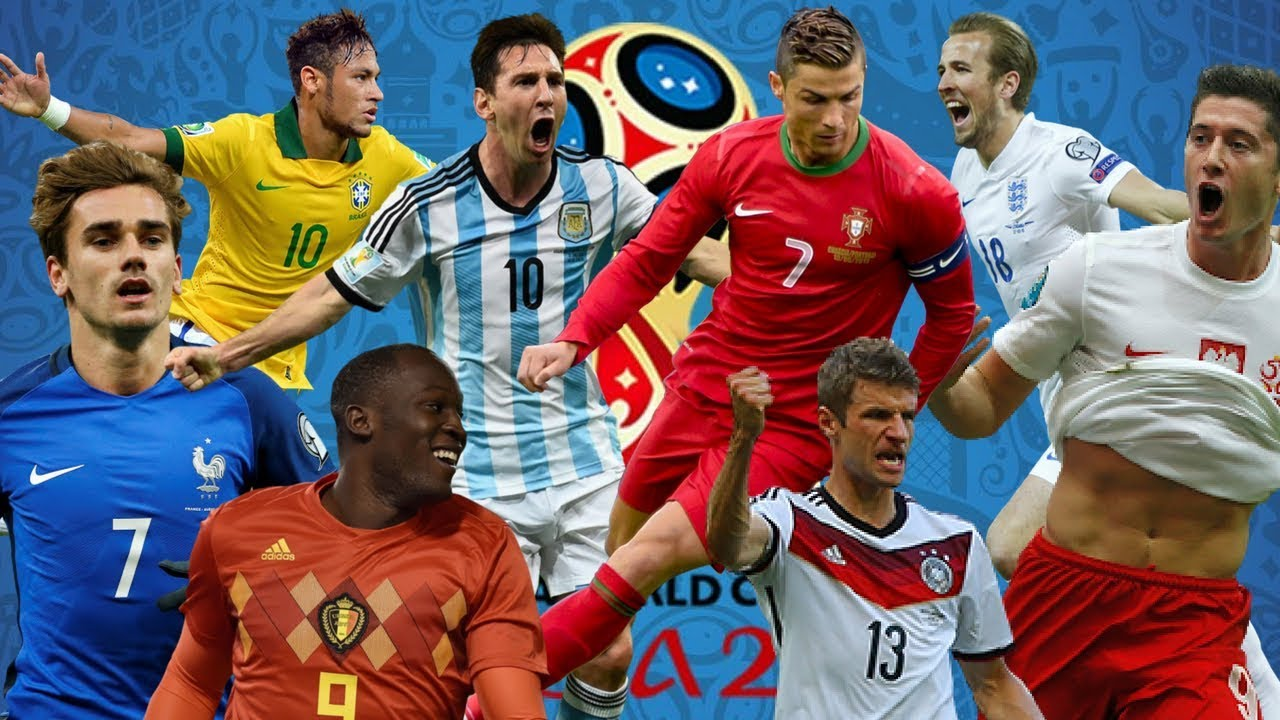 838dd5e83 World Cup 2018 Predictions - Who Will Win The Golden Boot - YouTube