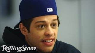Pete Davidson on SNL, Pot Jokes and Stand-Up