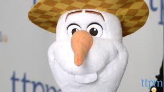 Frozen Olaf Disney Build-a-bear