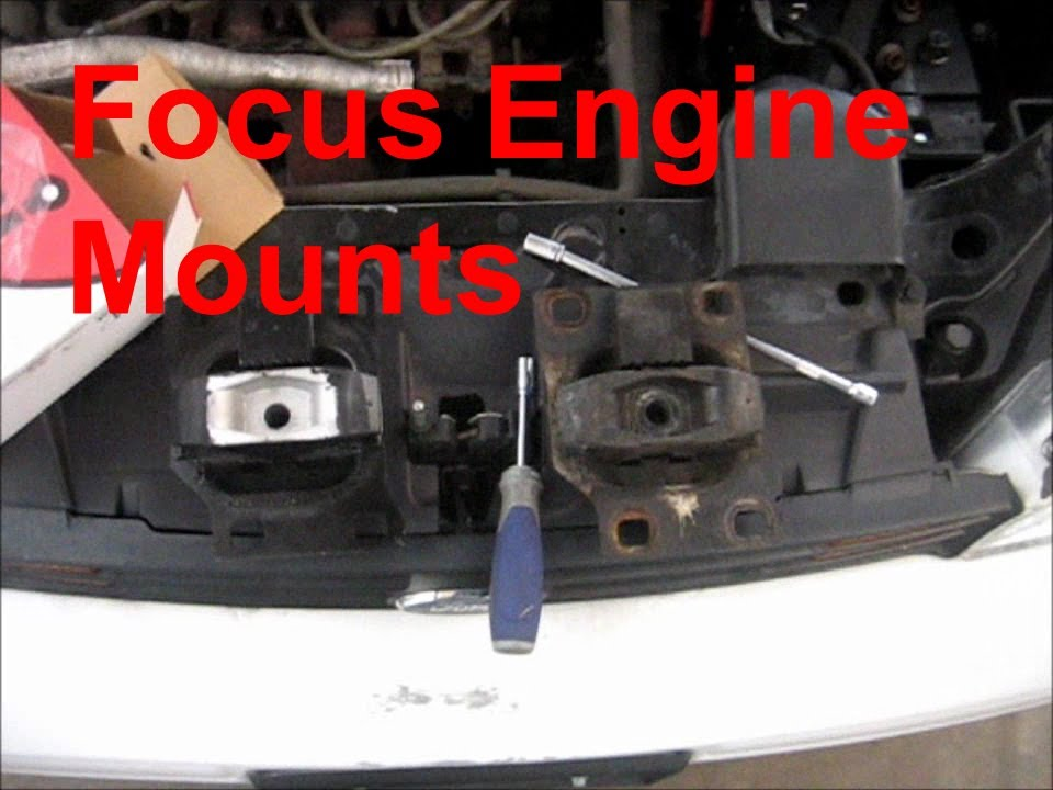 maxresdefault how to replace ford focus motor mounts youtube