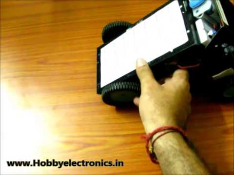 Inchworm Robot by HobbyElectronics.in