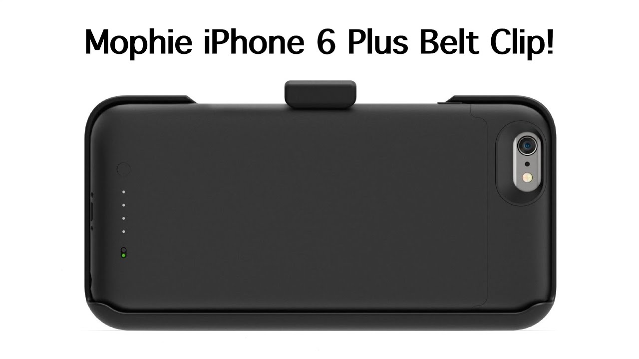 Mophie Belt Clip Iphone  Plus