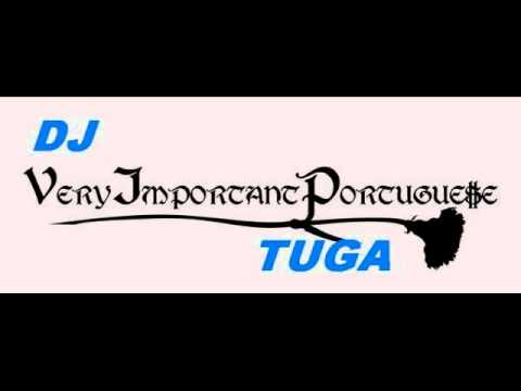 DJ TUGA - NEVER BE ALONE